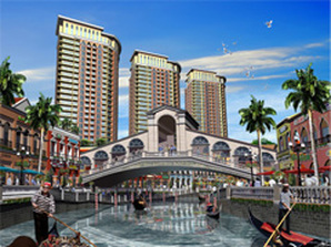 Venice Luxury Residences at The Fort Mckinley Hill Condos