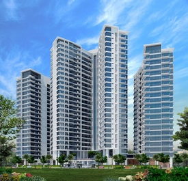 The Florence Preselling Condo in Mckinley Hill Fort Bonifacio Taguig