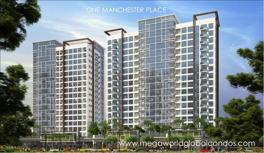 One Manchester Place Condos for sale Mactan Island Cebu by Megaworld Corporation