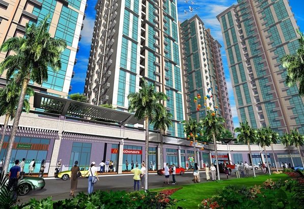 The Viceroy Mckinley Hill Fort Bonifacio Condo for sale