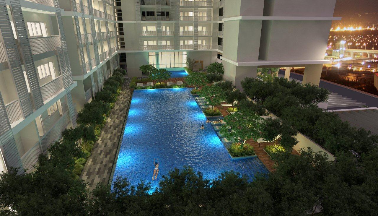 park mckinley west swimming pool amenity